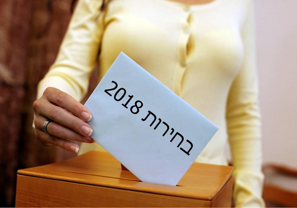 בחירות 2018